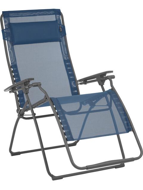 Lafuma Mobilier Futura XL - Siège camping - Batyline gris/bleu
